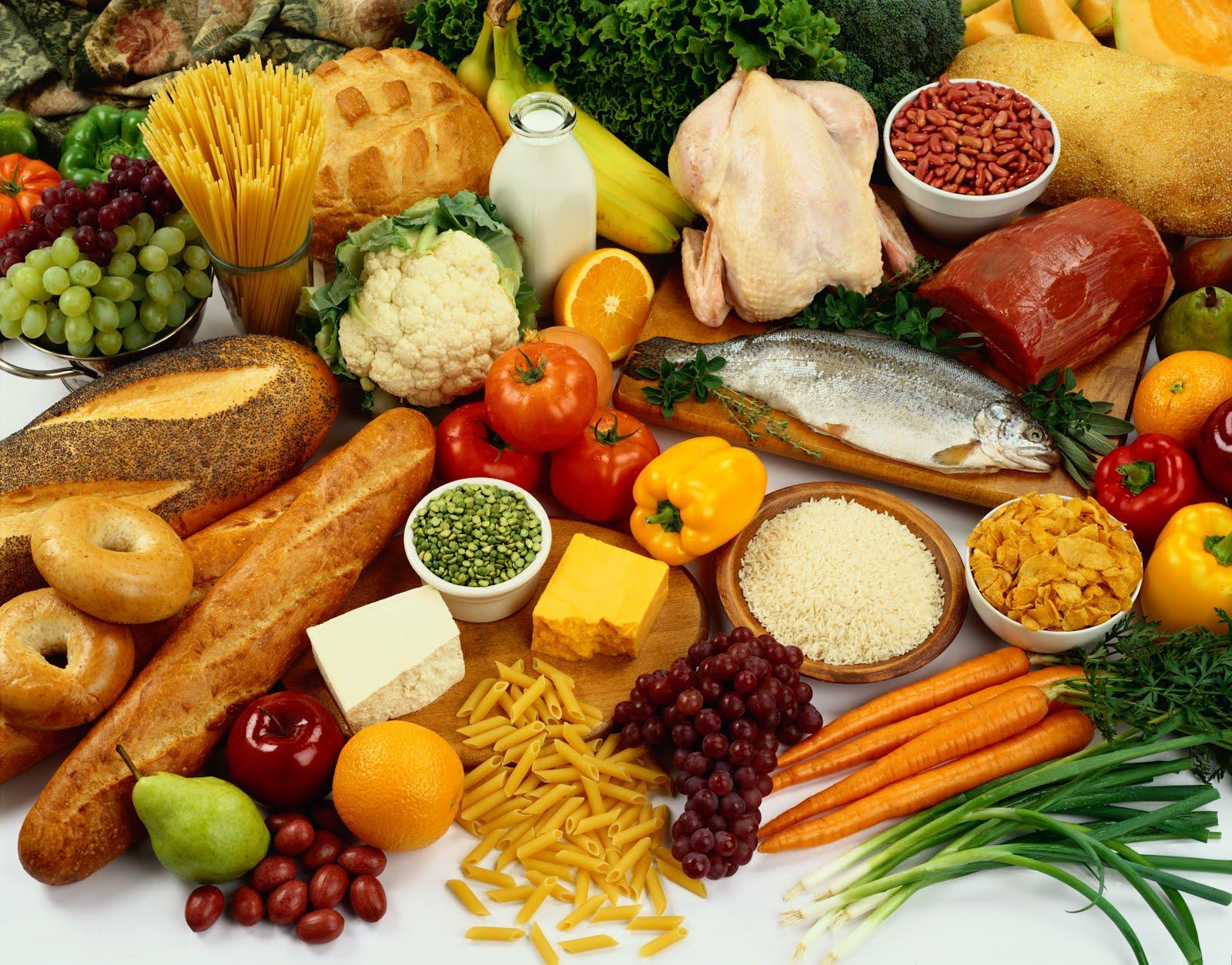 FOOD FOOD GLORIOUS FOOD ….
